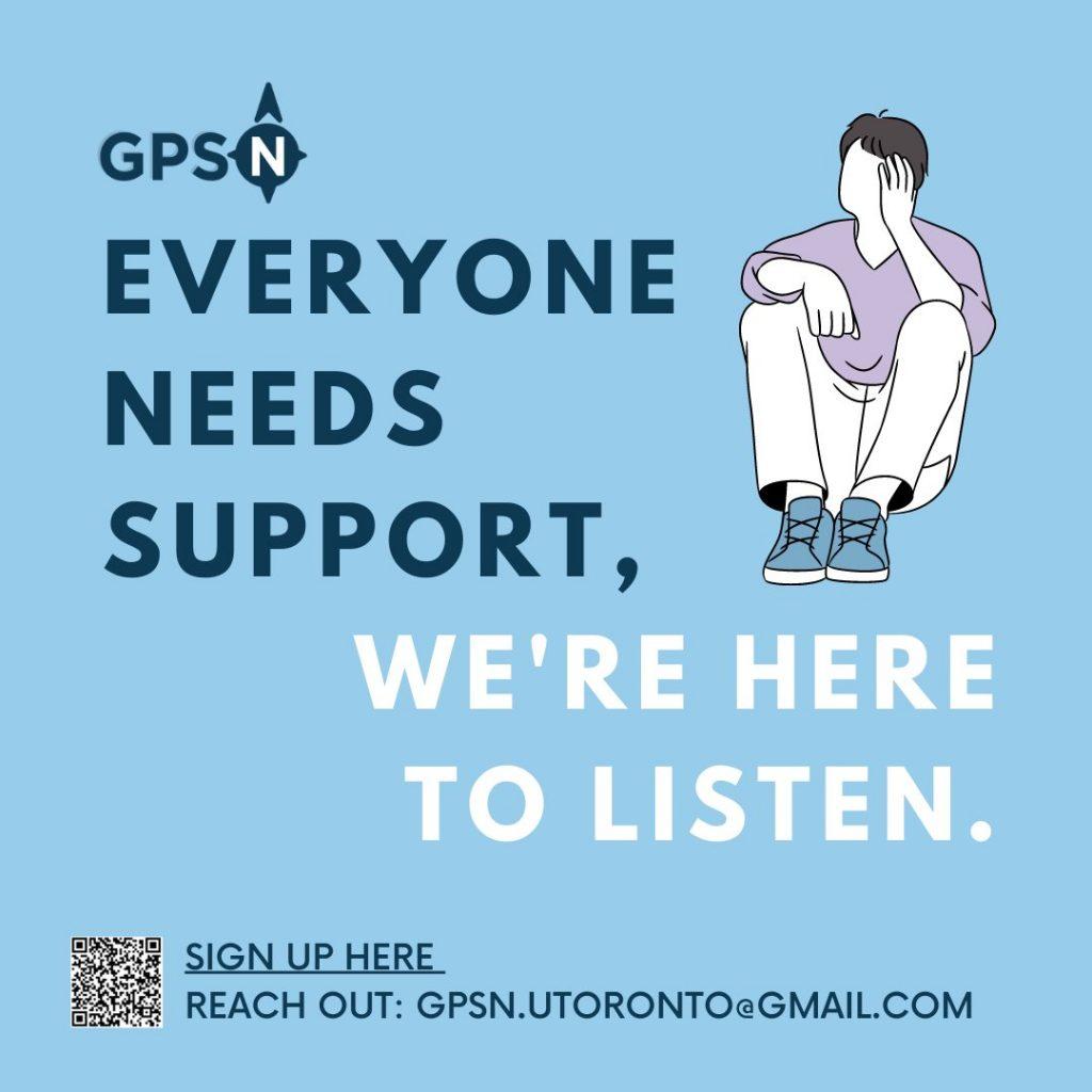 GPSN Peer Mentorship Program Poster